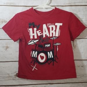 My Heart Beats For Mom size 18 Months